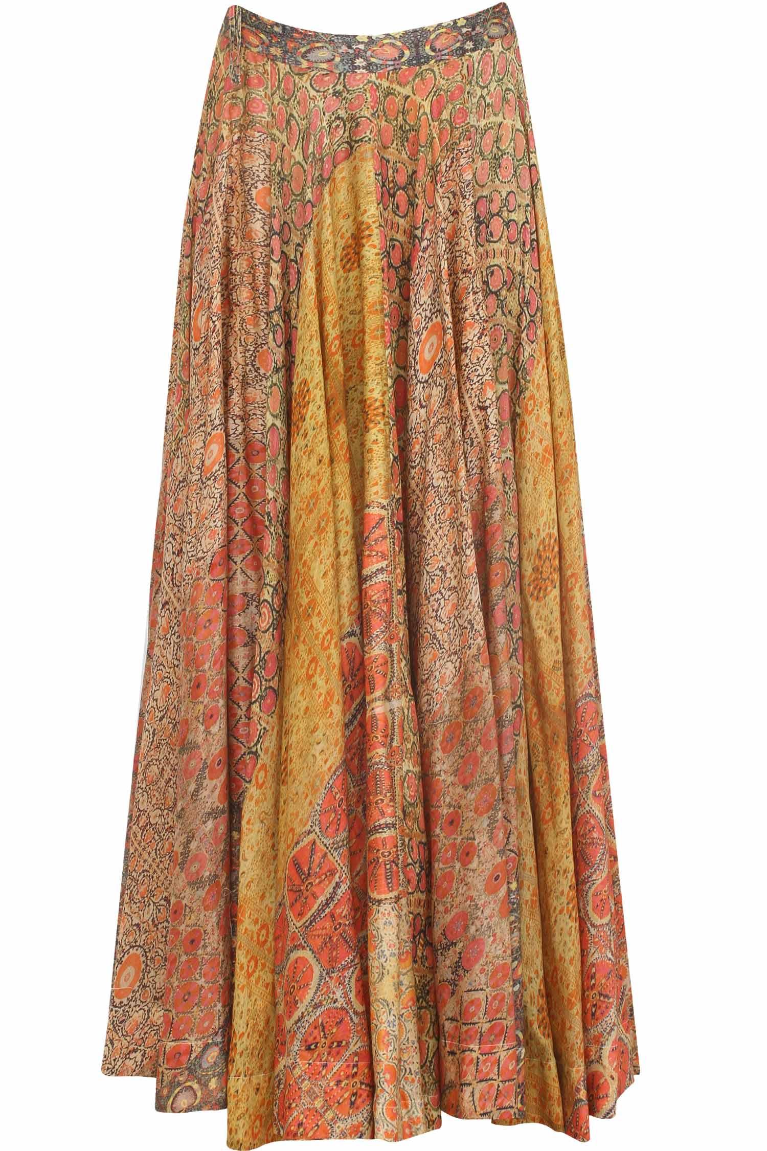 Gota embroidered kurta with jacket and lehenga clothing
